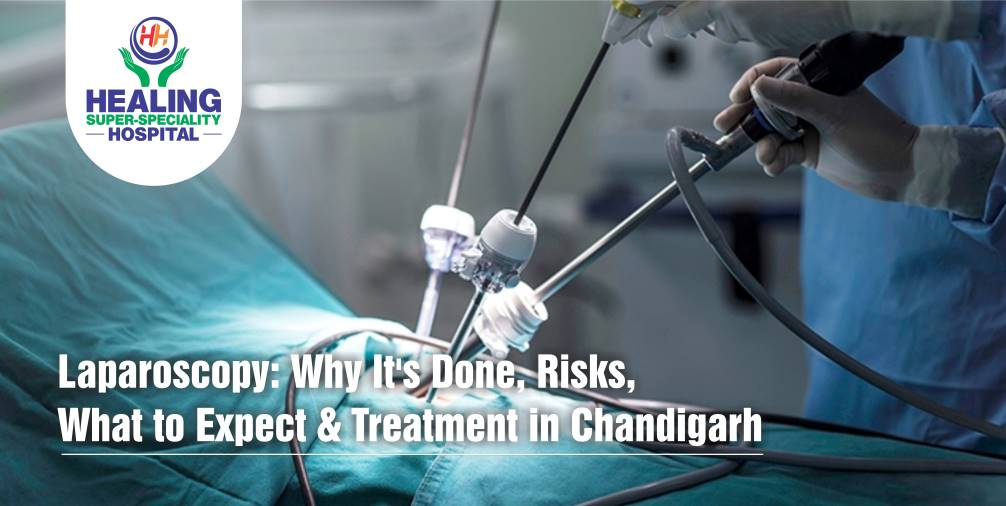 laparoscopic hospital in Chandigarh
